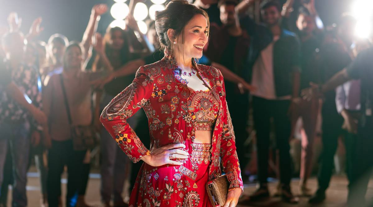 Finding Anamika first look: Madhuri Dixit is a global superstar on the run